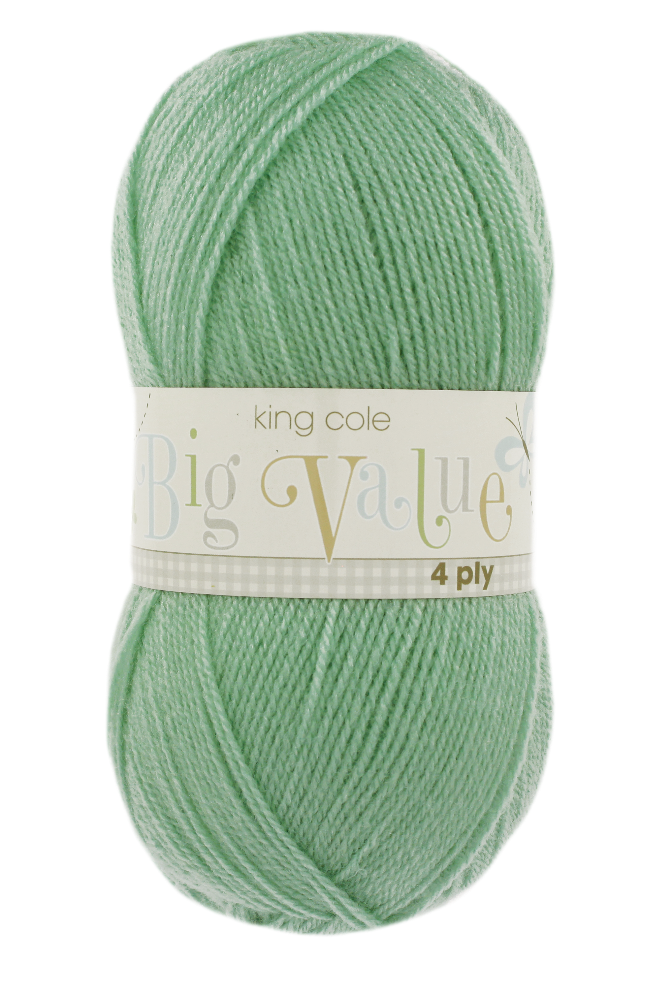 KING COLE BIG VALUE 4ply