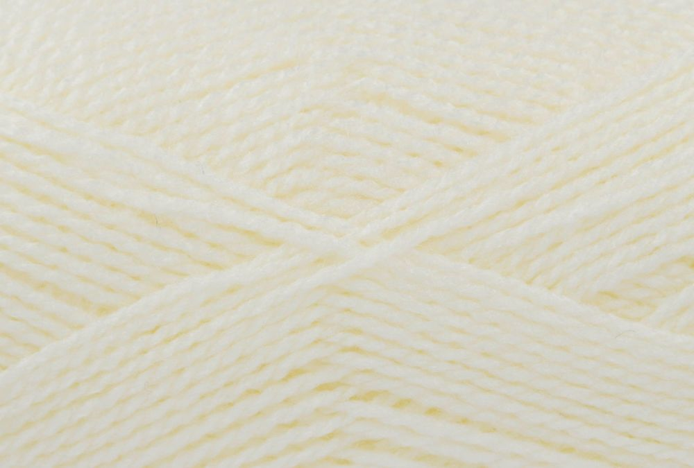 Big Value Aran - Cream 127