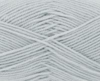 King Cole Comfort Aran - Silver 3113 NEW