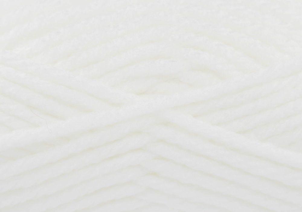 Big Value Super Chunky - White 1758