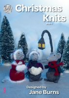 Christmas Knits Book 5 Designed by Jane Burns