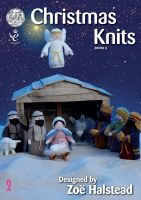 Christmas Knits Book 3 Designed by Zoe Halstead