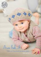 Aran Book 3 - Knitting Patterns Birth to 7 years