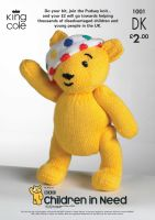 1001 CHILDREN IN NEED KNITTING PATTERN