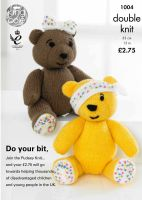 1004 CHILDREN IN NEED KNITTING PATTERN