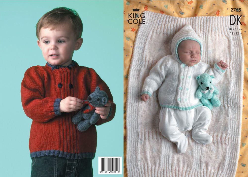 2765 DK - Knitting Pattern