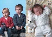 2768 DK - Knitting Pattern