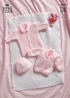 2795 DK - Knitting Pattern