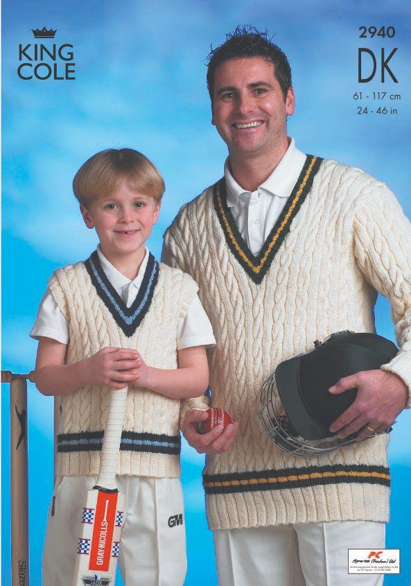 2940 DK - Knitting Pattern