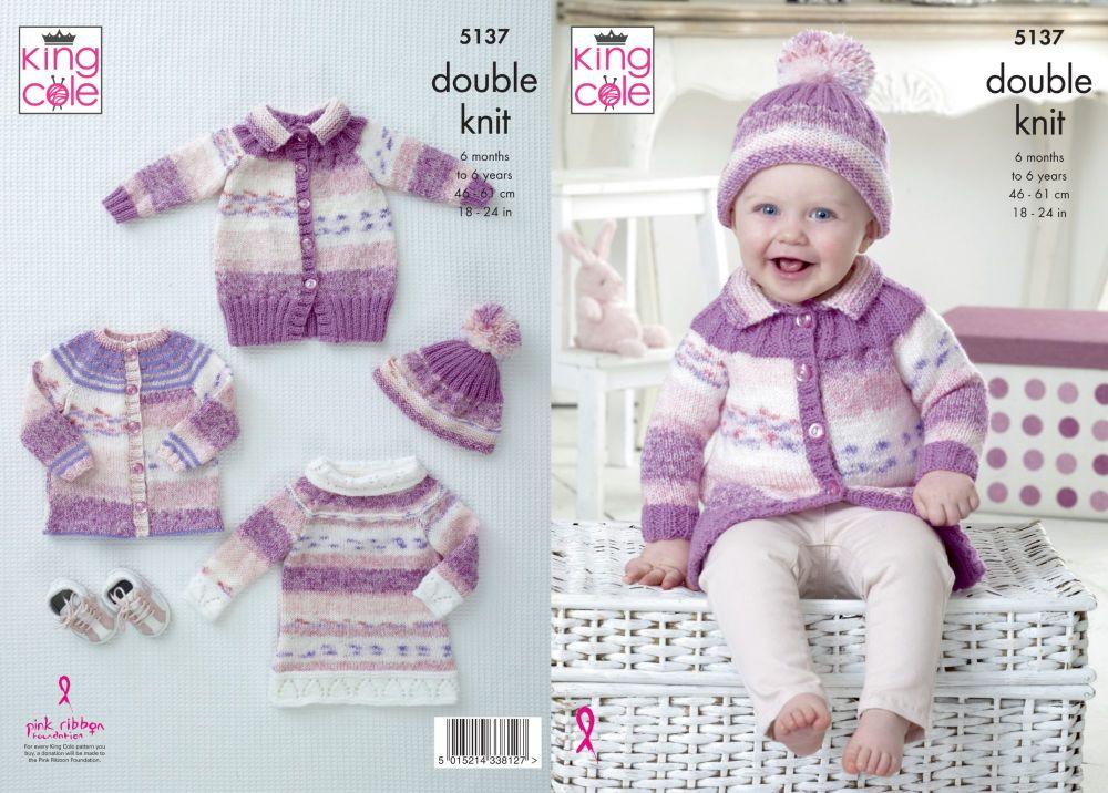 5137 Knitting Pattern - 18