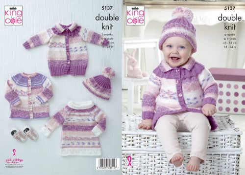 5137 Knitting Pattern - 18