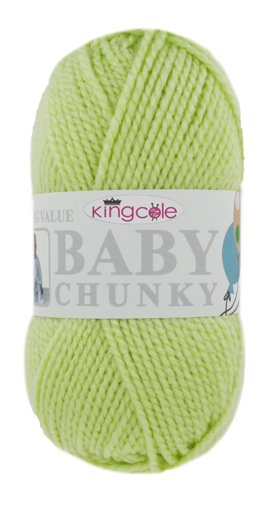 KING COLE BIG VALUE BABY CHUNKY