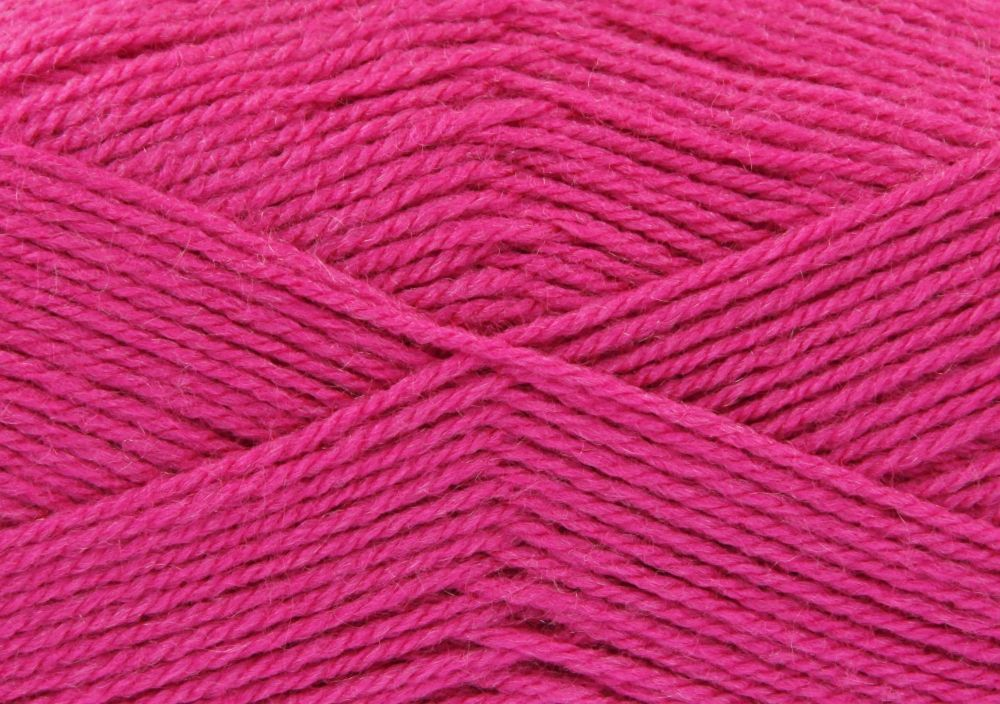 King Cole Baby 4ply - Fuchsia