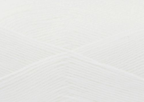 King Cole Baby 4ply - White 1