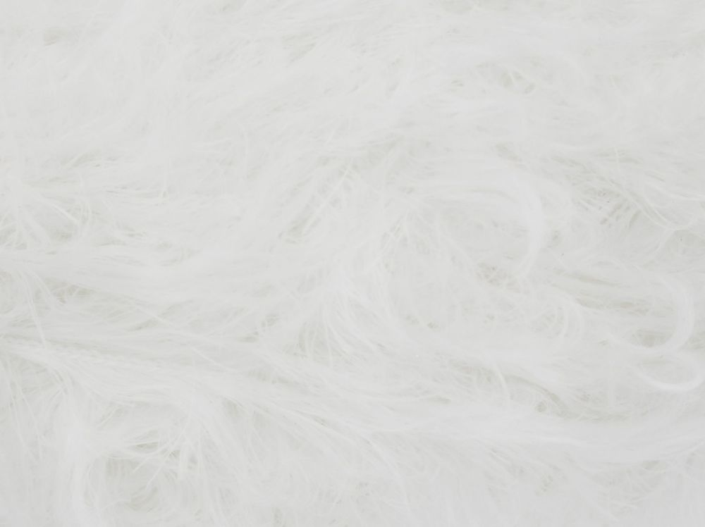 Luxe Fur - White 1052 NEW