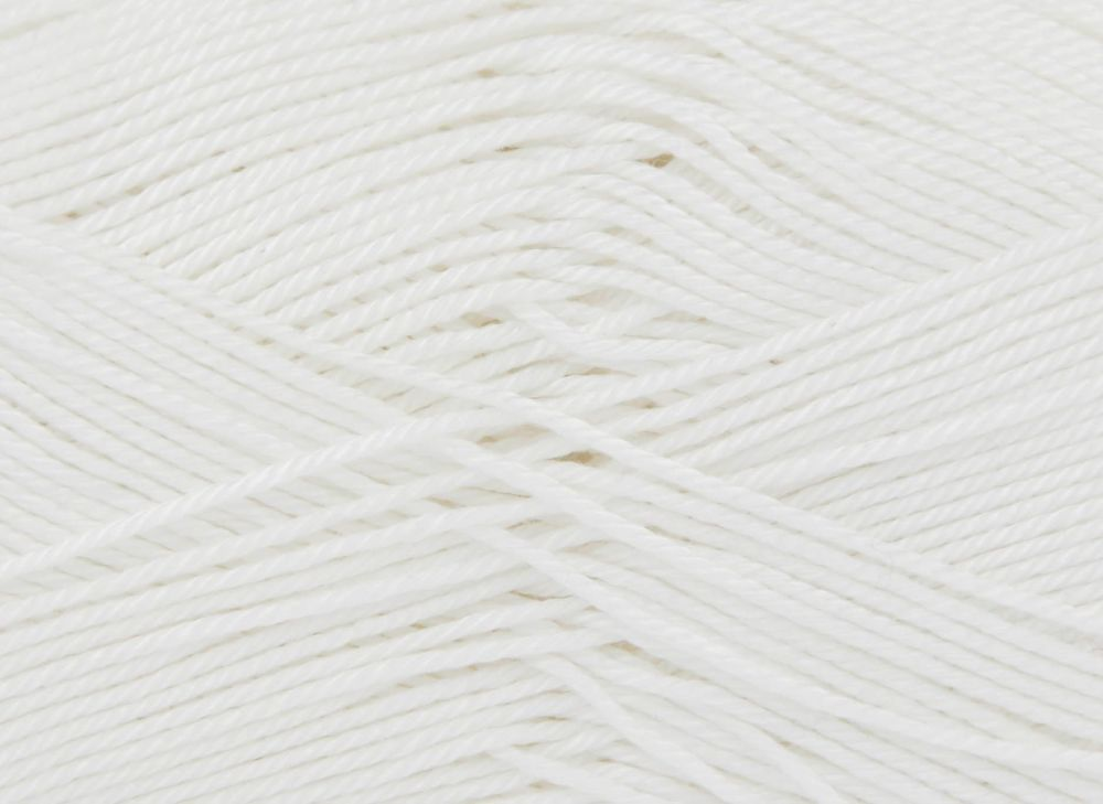 Giza Cotton DK - White 63