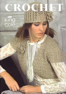 Crochet Pattern Book - King Cole