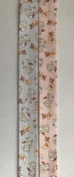 18mm Wide Bias Binding - Bears & Moons 7360