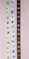 16mm Cup Cake Grosgrain Ribbon GGCUP1