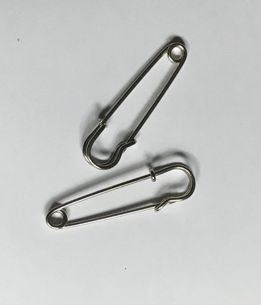 Silver Kilt Pins - Pk 2
