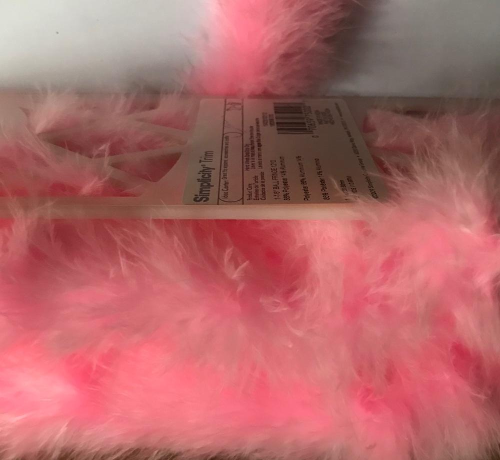 Pink MB2 - Marabou