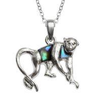 Tide Jewellery Necklace - Monkey TJ421