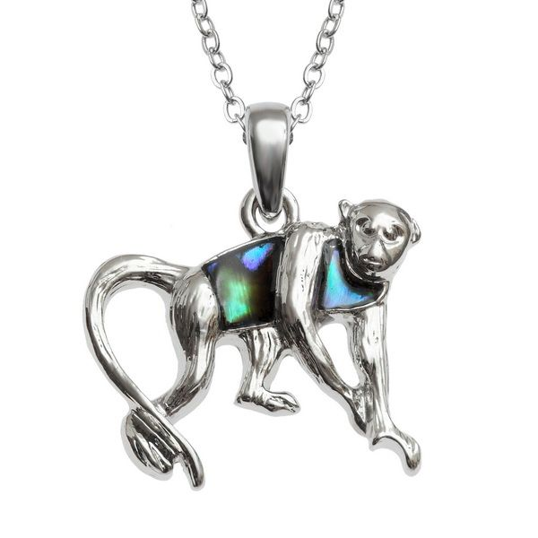 Tide Jewellery Necklace - Monkey TJ421
