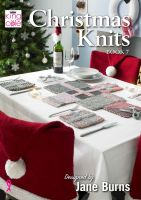 Christmas Knits Book 7 Designed by Jane Burns