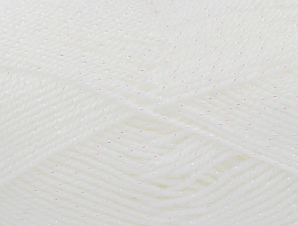 Baby Glitz DK - Diamond White 483