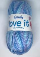 Wendy Love It - Blue Multi 5052