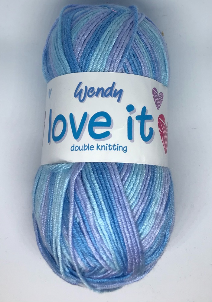 DISCONTINUED KNITTING YARN'S WENDY