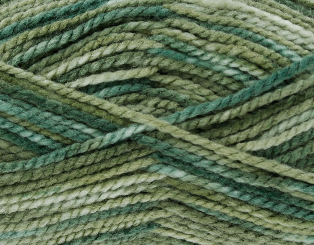 Big Value Tonal Chunky - Pale Greens 2532