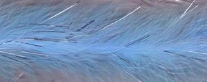 Marabou - Turquoise Glitter MBG4