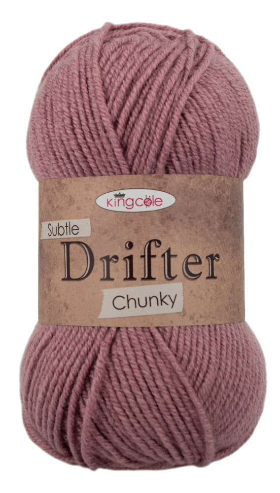 KING COLE SUBTLE DRIFTER CHUNKY