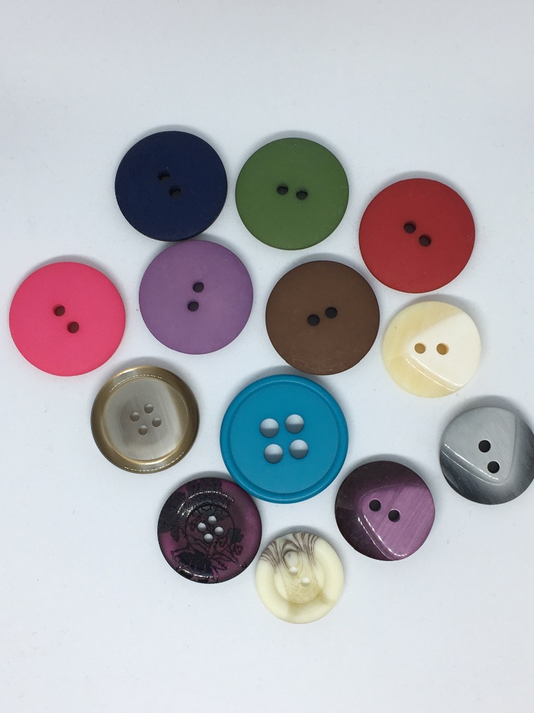 Mixed Medium to Large Buttons