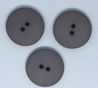 Plain Grey Large Button Size 48 - P129/421