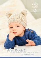 Aran Book 2 - Knitting Patterns Birth to 7 years