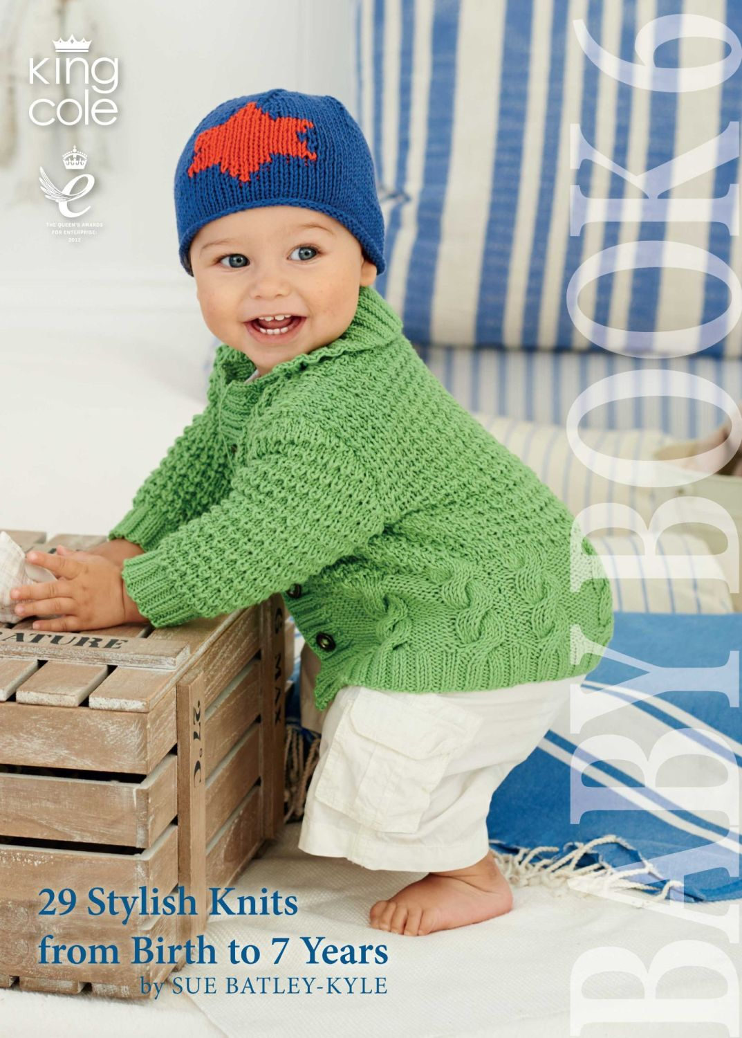 Baby Book 6 - King Cole Knitting Patterns