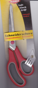 Kleiber Soft Touch Dressmaker Scissors 250mm