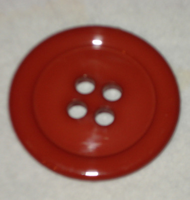 50mm Button LargeTerracotta