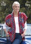 2995 Aero - Knitting Pattern Ladies*