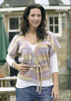3060  DK - Knitting Pattern*