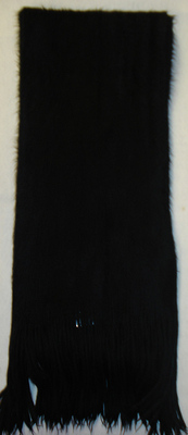Soft Scarf - Black