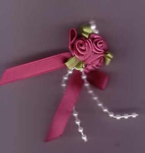 Trio Roses - Dusky Pink