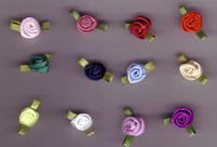 Ribbon Roses - Small