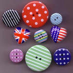 Fancy & Retro Buttons