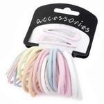 Elastic & Hair Clips Sets