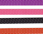 15mm Spotty Ribbon