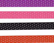 25mm Spotty Ribbon - Mini