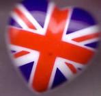 Buttons - Union Jack